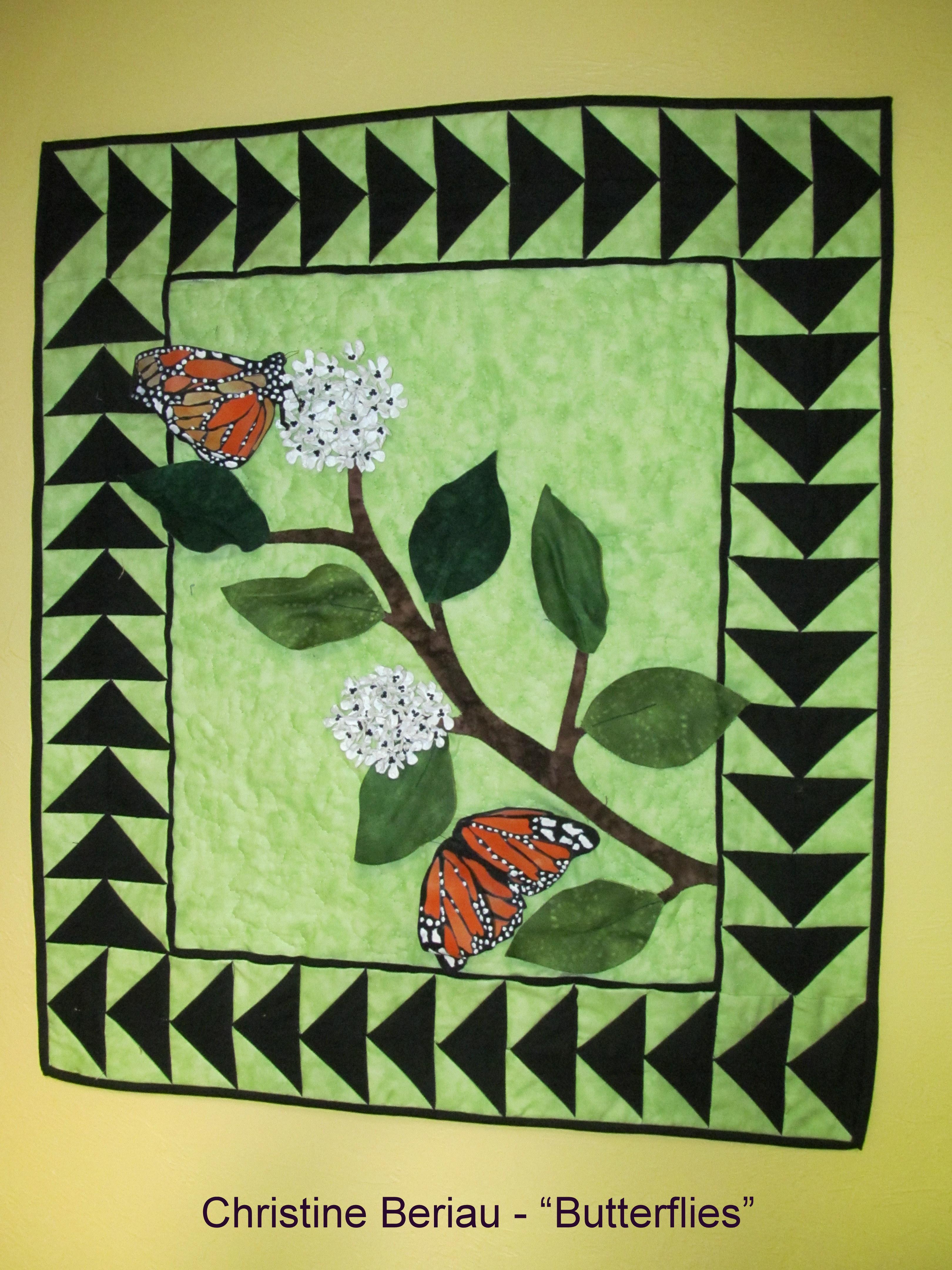Beriau - Butterflies