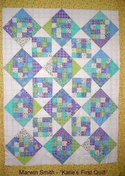 Smith - Katie\'s First Quilt