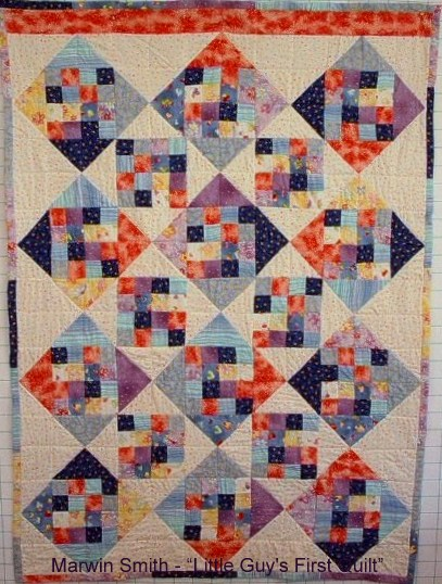 Smith - Little Guy\'s First Quilt